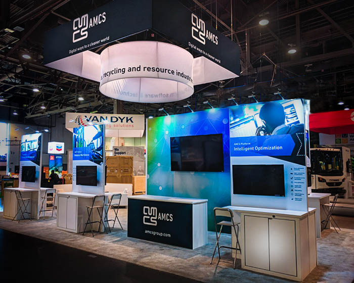 Island Exhibit for AMCS (2018)