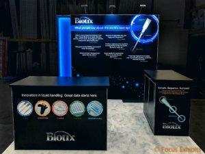 Biotix 10x10 Inline Exhibit