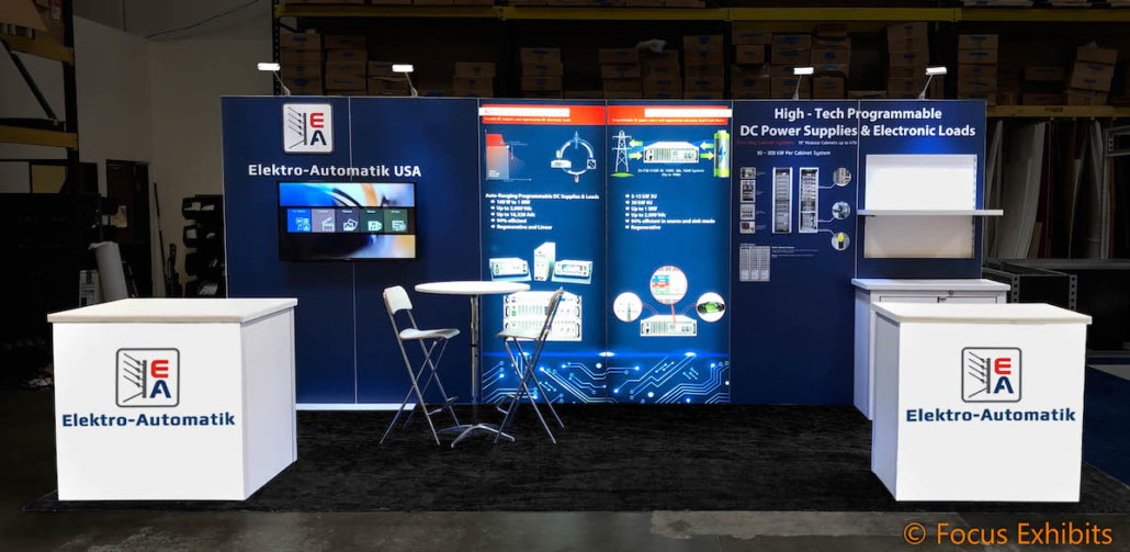 Inline Exhibit for APEC and Hybrid Battery Show